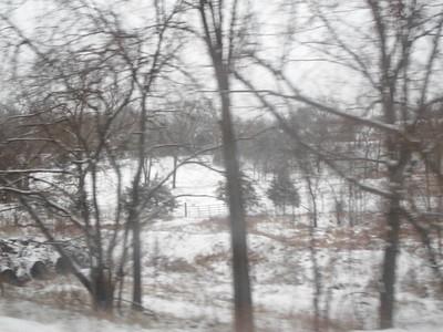 Snow day at SDC