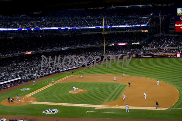 Yankees vs. Rangers Game 5 2010