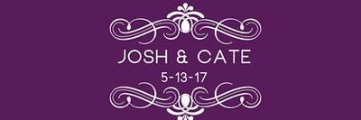 Josh & Cate 5.13.17