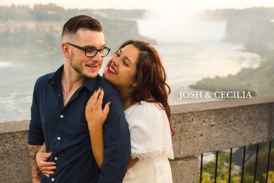 Josh & Cecilia