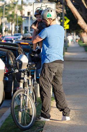 Josh Duhamet spotted in Santa Monica