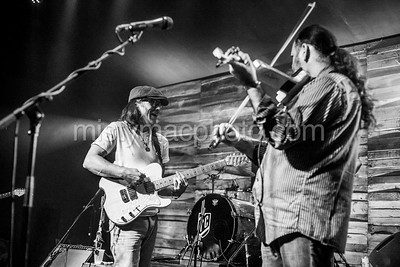 Josh Garrett and Waylon Thibodeaux at Venue 182 2018