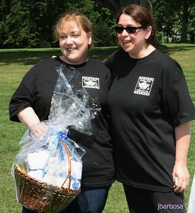 IMG_1942-08-27-05 Team presents birthday gift to Deb