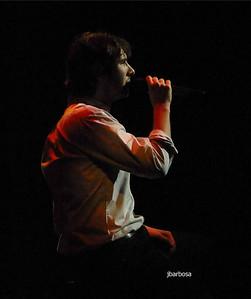 Josh at the Shubert in New Haven - Nov'10