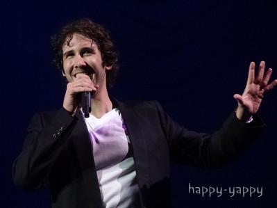 Josh at MSG NYC 20111114
