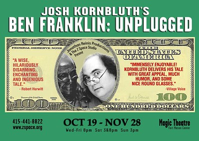 Original graphic from Ben Franklin: Unplugged.