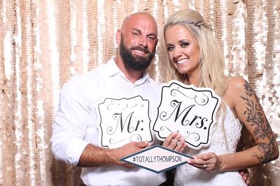 Josh & Lauren Thompson Wedding