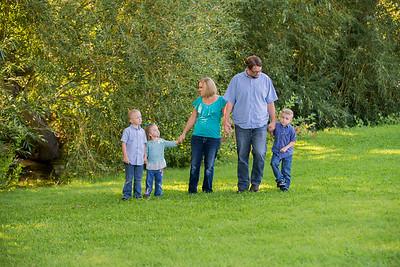 Josh McCulloch Family