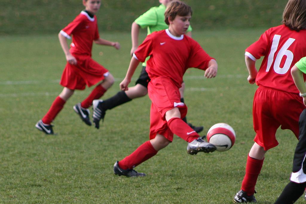 Josh - Soccer
