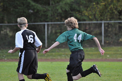 Komachin Varsity Soccer 2010