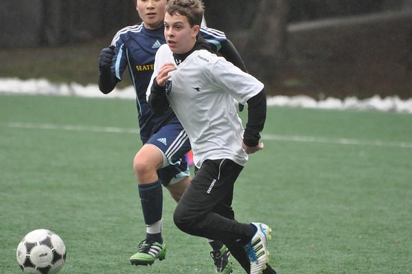 TC United vs Seattle United 1.22.2012