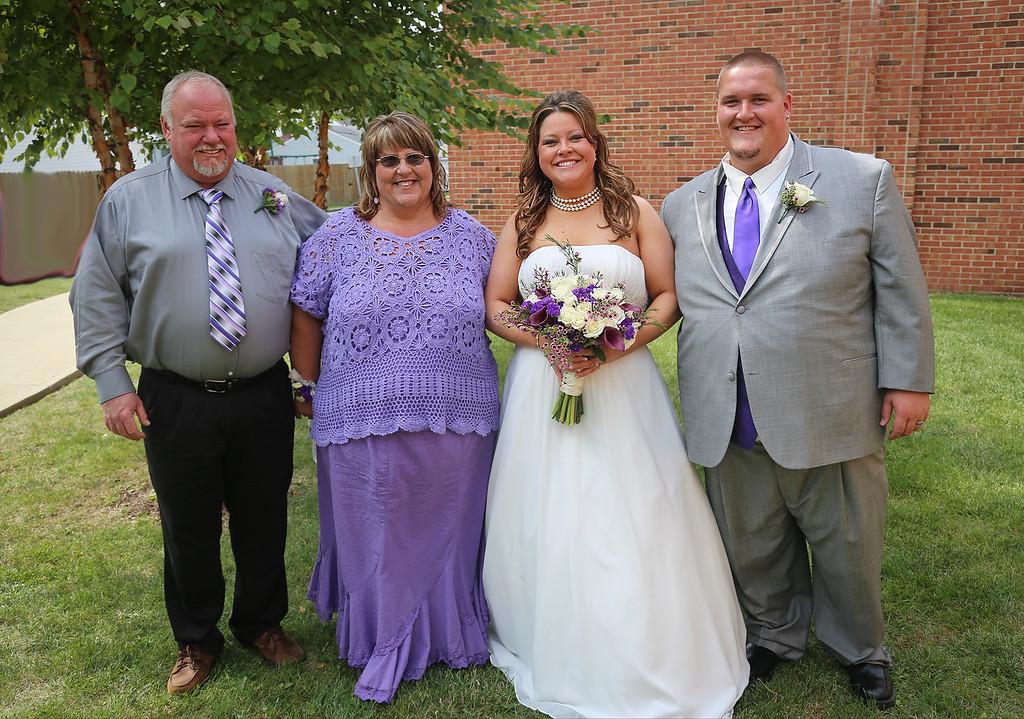 Josh & Stephanie's Wedding
