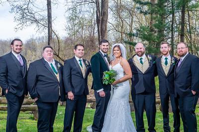 Ashely and Josh Wedding-624