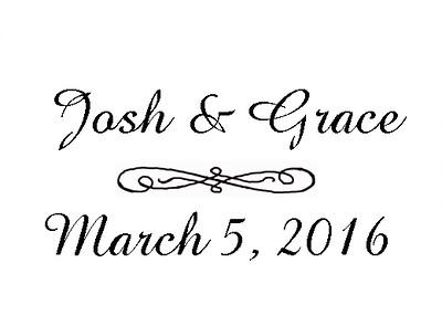 Josh and Grace