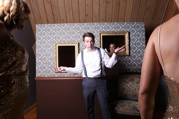 Josh and Morgan Wedding Photo Booth