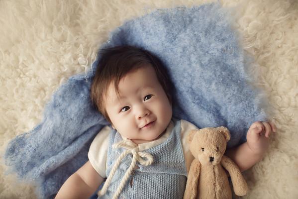 joshua 3 months