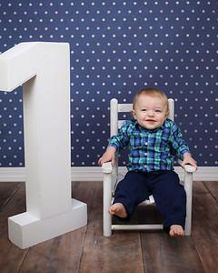 Joshua One Year Peeks
