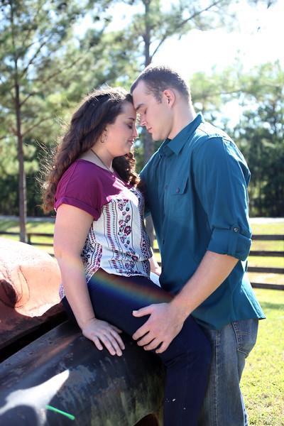 Joshua + Savannah : The Engagement