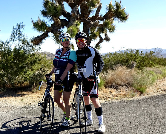 Joshua Tree National Park 55 Ride April 27, 2019