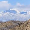 Keys View in Snow, San Gorgonio