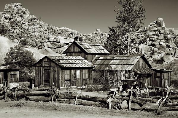 Keys' Ranch, Joshua Tree National Park