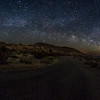 Milky Way Rising at Joshua Tree