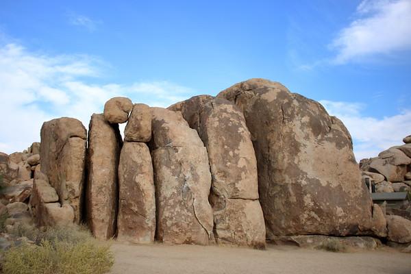 Organized Rocks