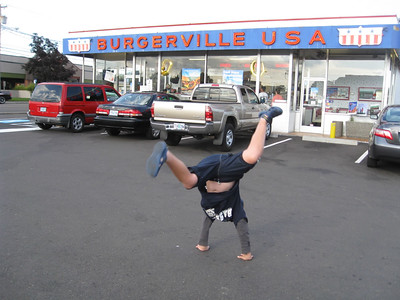 Joshua Ward - Burgerville, Beaverton, Oregon