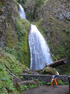 Joshua Ward - Wakeenah Falls, Oregon