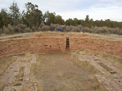 Joshua Ward - Lowry Ruins, Colorado