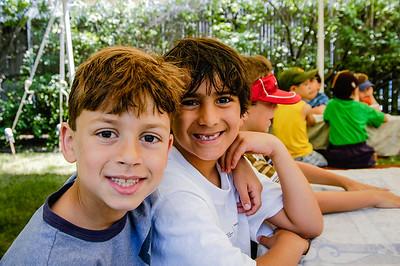 10 Years Ago  June  24, 2005 - Jacob and Jonny