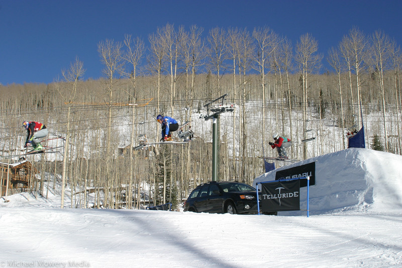 Telluride Skier Xross