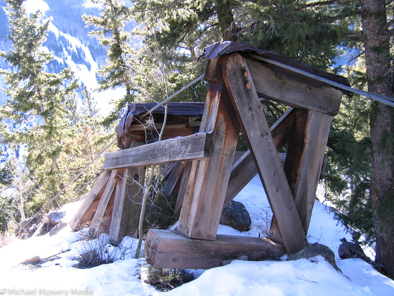 Old Mining Remnants
