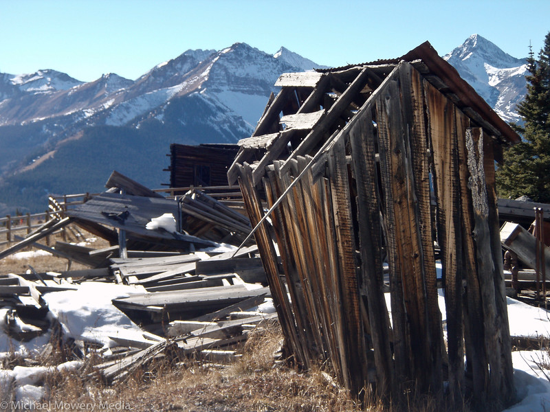 Alta Ghost Town
