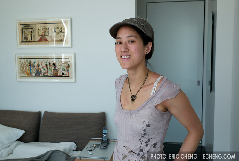 Vienna Teng visits the upper east side