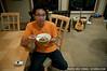 Kenny loves his ramen