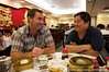 Dim sum with Norb and Graham