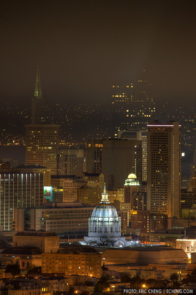 Downtown San Francisco HDR