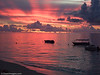 Sunset's in the South Pacific are truly awesome!