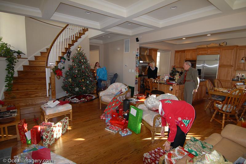 Presents, presents everywhere...