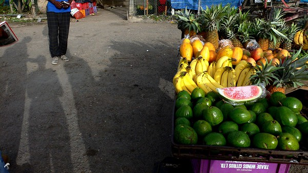Ocho Rios Market, Jamaica