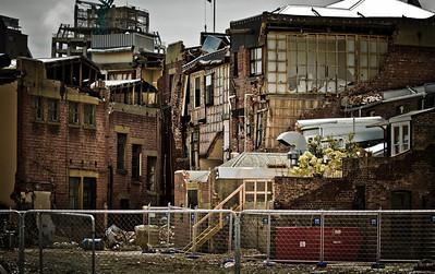 Ruins, St Asaph Street