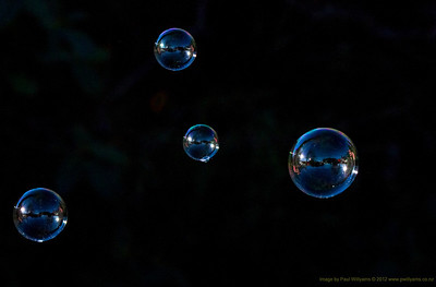Four bubbles