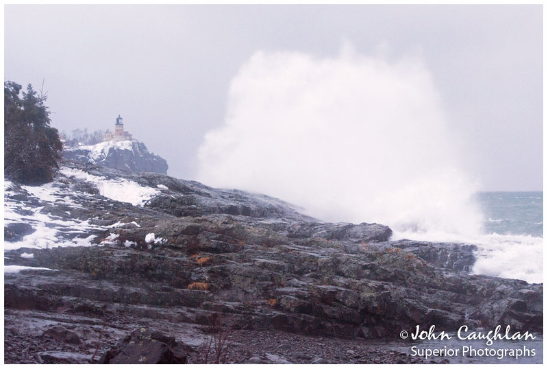 another shot of Split Rock Lighthouse.