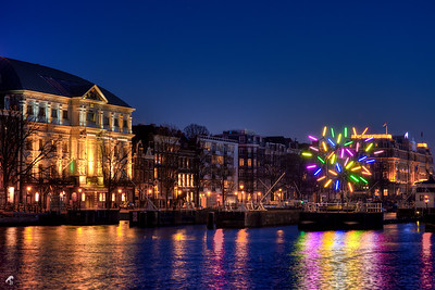 Amsterdam Light Festival (2013)