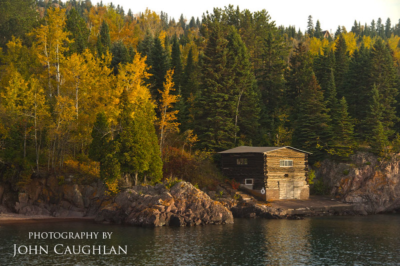 I found this old boathouse along the Superior shoreline.