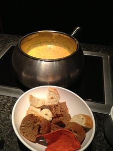 Melting pot fiesta cheese
