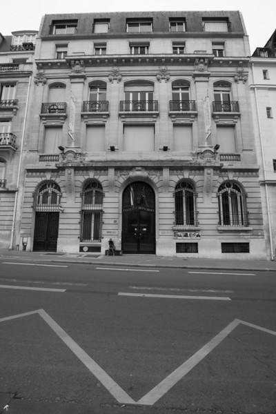 Institut Hongrois, Balassi Bálint Intézet, Paris, France