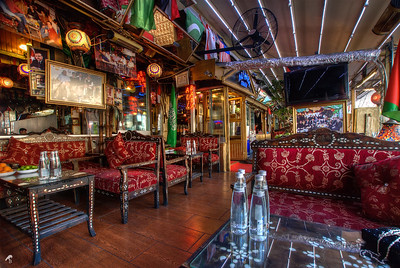 Turkish Restaurant, Istanbul