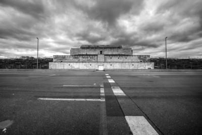 Zeppelinfeld Grand Tribune